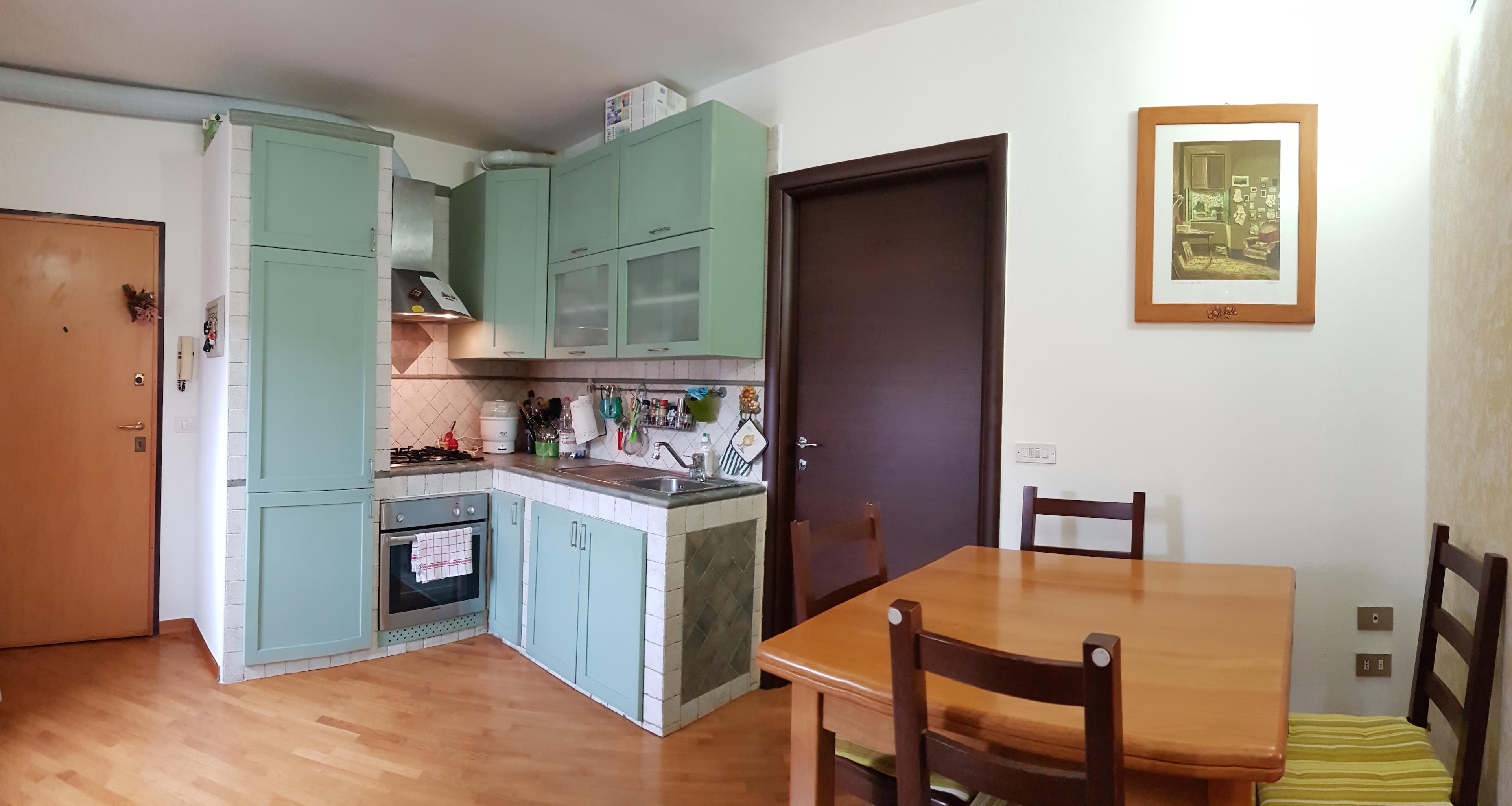 Appartamento Bilocale completamente ristrutturato