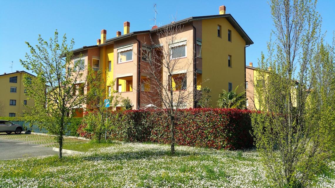 Appartamento di 86 mq con giardino privato - Ozzano dell'Emilia (BO)