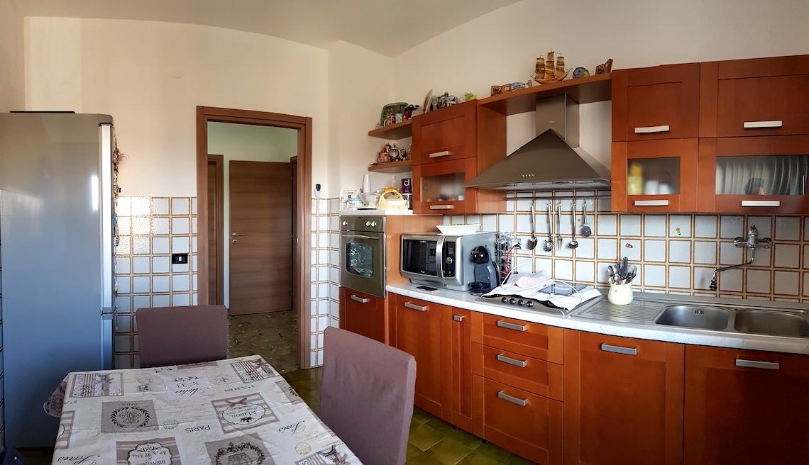 Ozzano Emilia centro Appartamento di oltre 100 mq con ampio terrazzo