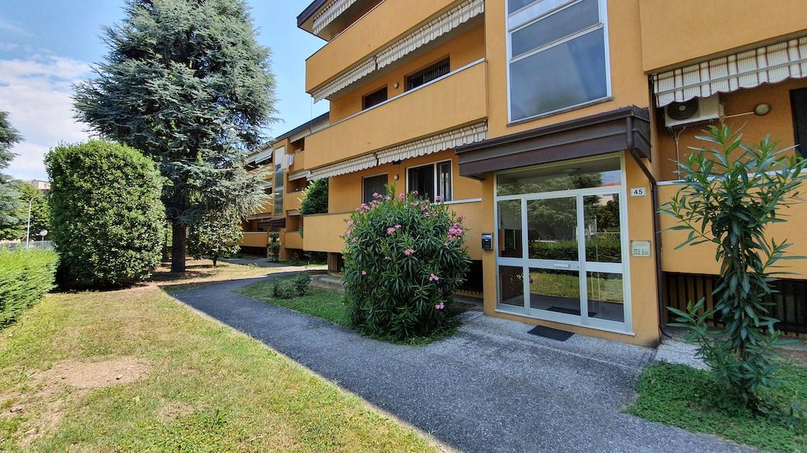 Appartamento di 115 mq completamente ristrutturato