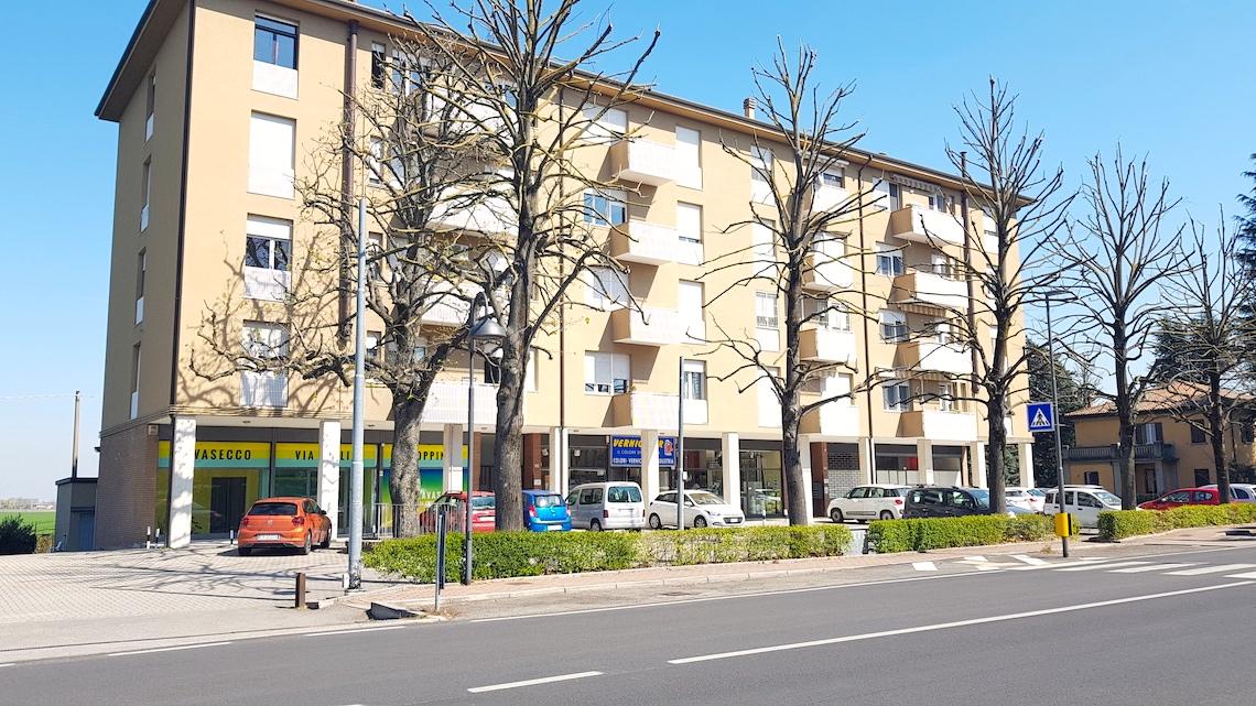 Ozzano centro appartamento ristrutturato di 70 mq