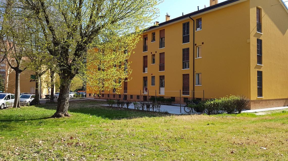 Via Tukory - Bologna. Appartamento di 85 mq ristrutturato